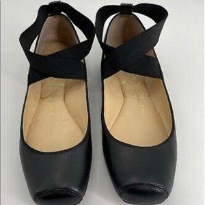 Jessica Simpson Mandalaye ballet flat Black Size 8